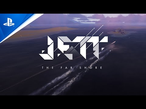 JETT : The Far Shore - Gameplay Trailer | PS5, PS4