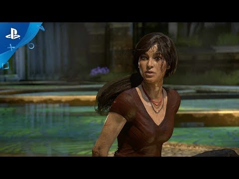 UNCHARTED: The Lost Legacy - Launch Trailer | PS4