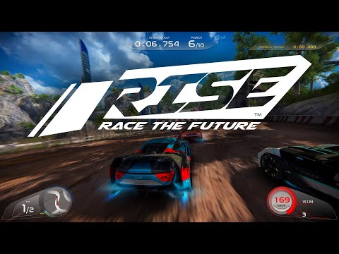 Rise: Race The Future - Gameplay Trailer (4k - 60 fps)