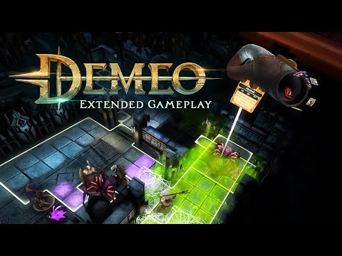 Demeo | Extended Gameplay Trailer