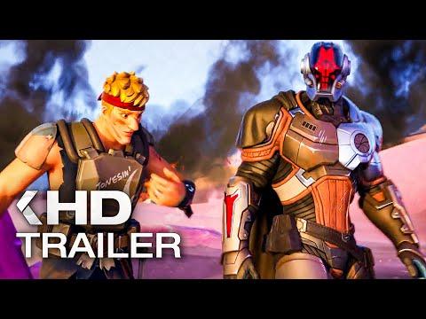 FORTNITE: KAPITEL 2 Season 6 - Zero Crisis Cinematic Trailer (2021)
