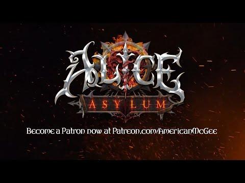 """""""Alice: Asylum"""" Patreon Teaser Trailer"""