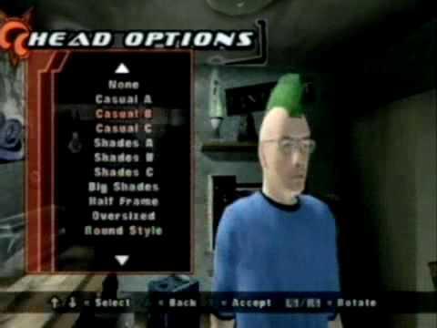 Tony Hawk Underground • Trailer • PS2