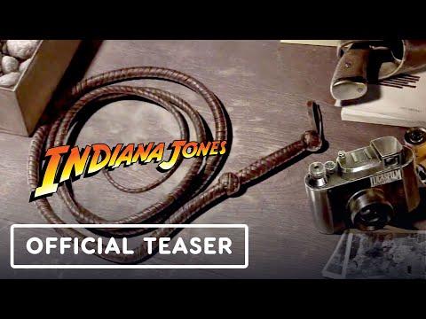 Indiana Jones Bethesda Game - Official Teaser