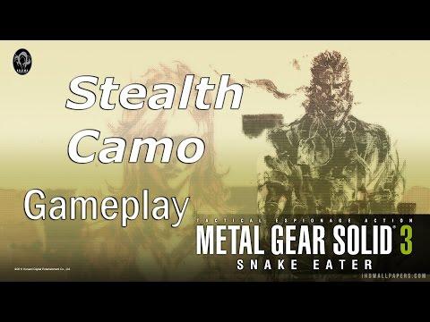 Metal Gear Solid 3: Stealth Camo