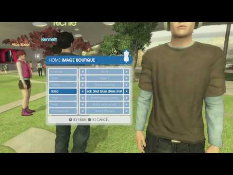 PlayStation Home Trailer (HD)