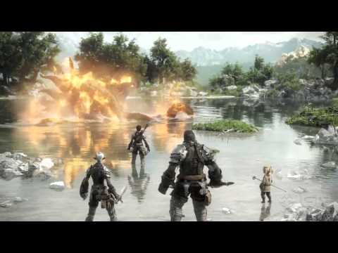 Final Fantasy XIV Online: Cinematic Trailer