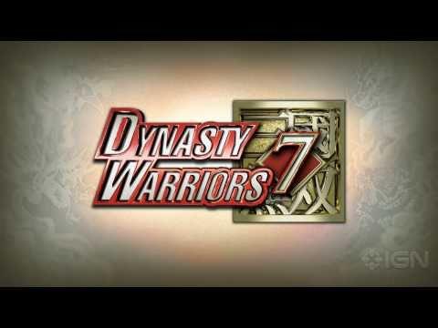 Dynasty Warriors 7: Official HD Trailer