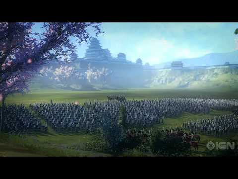 Shogun II Trailer - Invasion Fleet