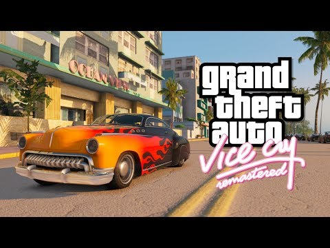 Vice Cry Remastered Official Trailer [GTA5 Mod]