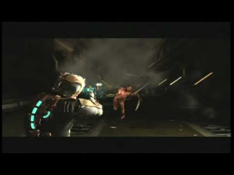 First Encounter with the Leaper (Dead Space)