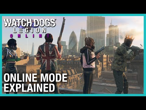 Watch Dogs: Legion: Online Gameplay Overview | Ubisoft [NA]