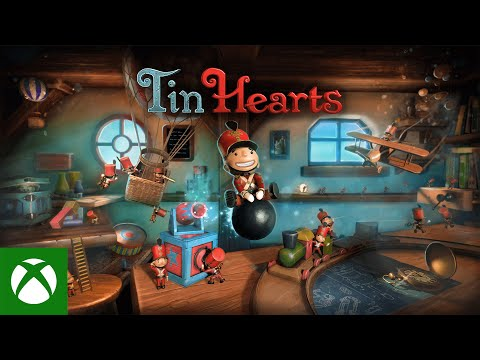 Tin Hearts   Announcement Trailer
