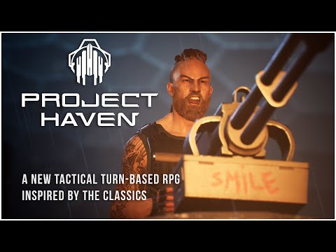 Project Haven | gamescom 2021 Game Trailer [4K] | PC