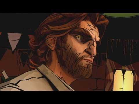 The Wolf Among Us - Season Premiere Launch Trailer