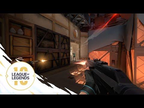 Project A: Riot's Tactical FPS Announcement | Riot Pls: 10th Anniversary Edition - League of Legends