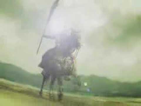 Dynasty warriors 3 intro