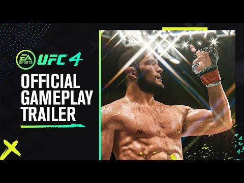 UFC 4 Official Gameplay Trailer