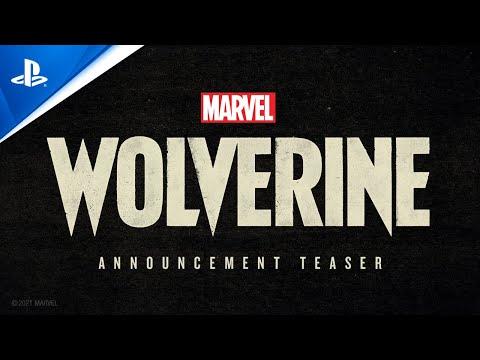 Marvel's Wolverine – Announcement Teaser | PS5