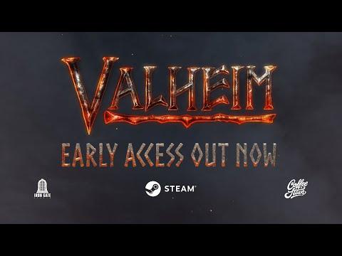 Valheim Early Access Launch Trailer