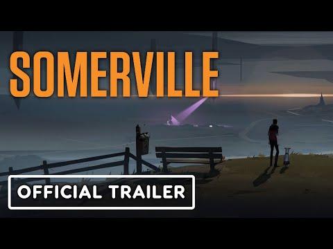 Somerville - Official Trailer | E3 2021