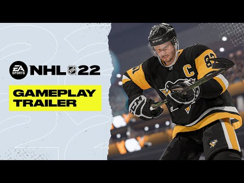 NHL 22 Official Gameplay Trailer