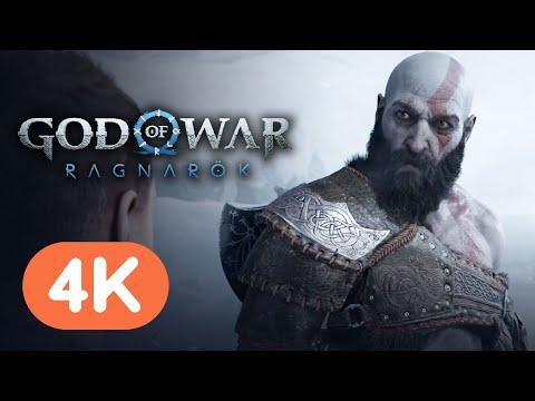 God of War: Ragnarok - Official Gameplay Trailer (4K) | PlayStation Showcase 2021