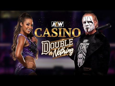 AEW Casino: Double or Nothing   Launch Trailer