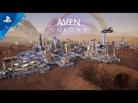 Aven Colony - Launch Trailer | PS4