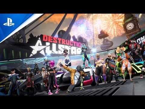 Destruction AllStars - Gameplay Trailer l PS5