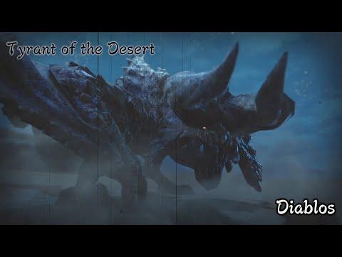 Monster Hunter Rise - Diablos Boss Fight #29