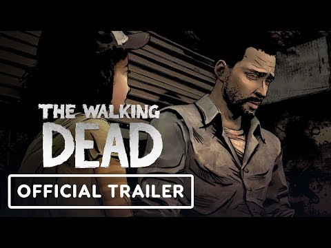 The Walking Dead: The Telltale Definitive Series - Official Gameplay Trailer