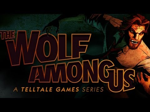 The Wolf Among Us - Trailer