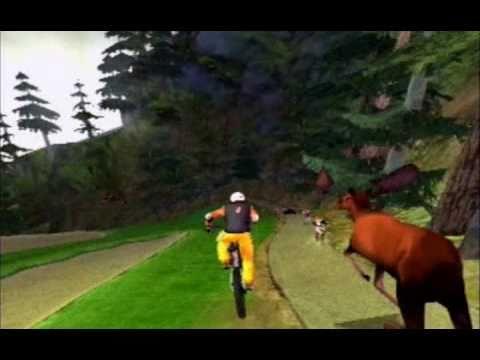 Downhill Domination (PS2 Trailer)