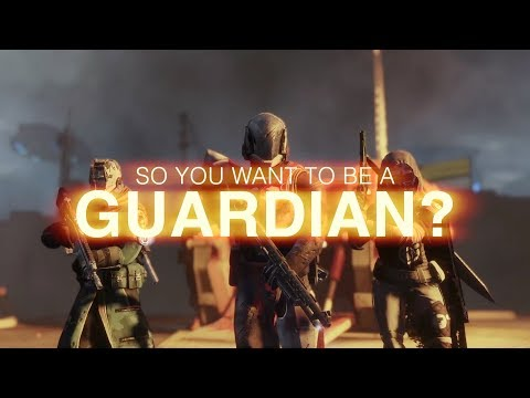 Destiny 2: New Light Gameplay Cinematic | Unofficial