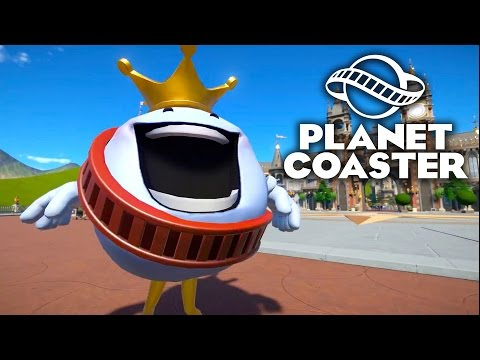 Planet Coaster - Launch Trailer