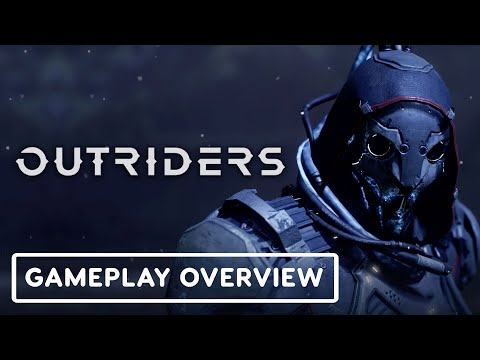 Outriders - Official Gameplay Overview | Square Enix Presents 2021
