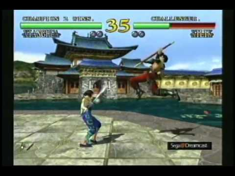 Soul Calibur Trailer 1999
