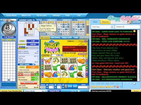 Jet Bingo - Video Review by BingoReviewer