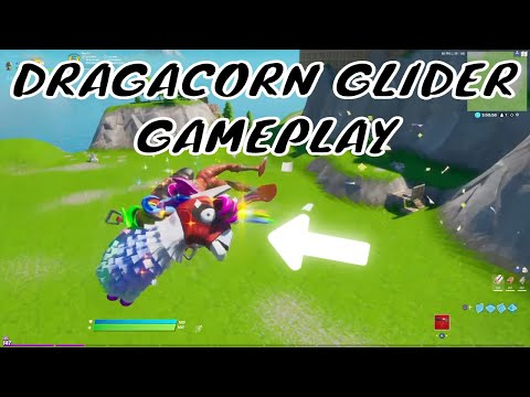 *NEW* Dragacorn Glider Gameplay/Review (DEADPOOL)