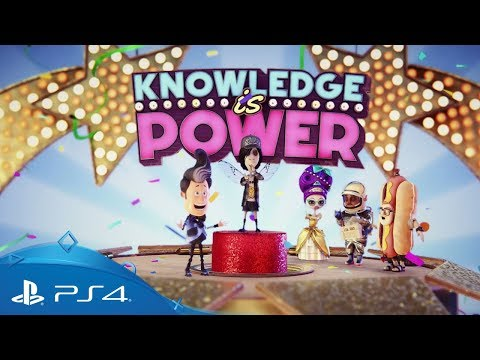 Knowledge Is Power | Gameplay Trailer | PS4