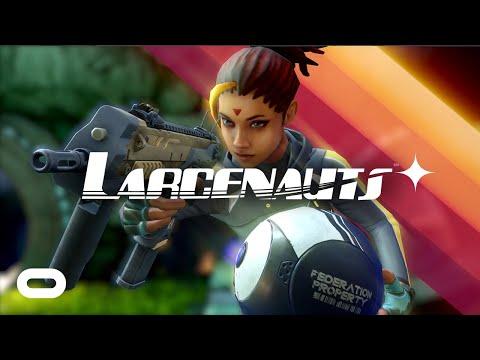 Larcenauts Reveal Trailer | Oculus Quest + Rift Platforms
