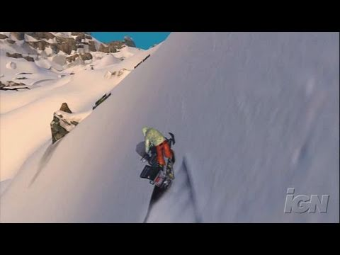 Amped 3 Xbox 360 Trailer - Gameplay Trailer