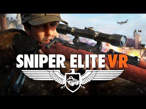 Sniper Elite | Announce Trailer | Oculus Quest Platform