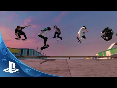 Tony Hawk's Pro Skater 5 Trailer | PS4, PS3