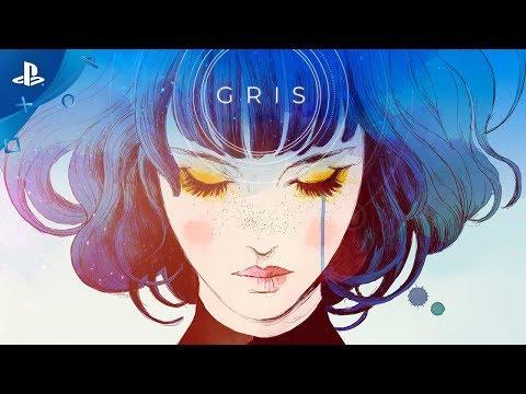 Gris - Launch Trailer | PS4