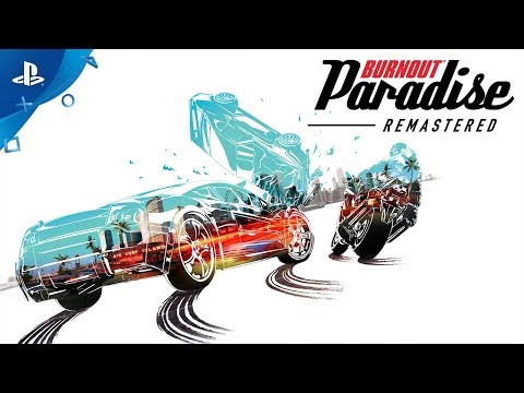 Burnout Paradise Remastered - Reveal Trailer | PS4