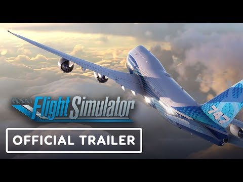 Microsoft Flight Simulator - Official Gameplay Trailer | X019