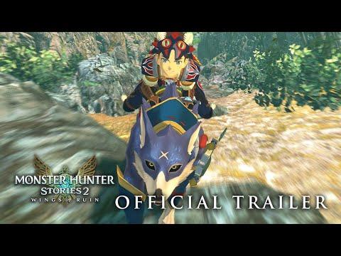 Monster Hunter Stories 2 - Launch Trailer