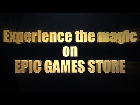 KINGDOM HEARTS Series Epic Games Store Announcement Trailer